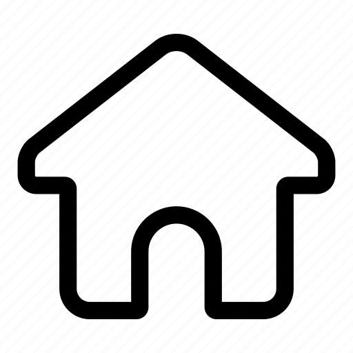 estate, family, home, homepage, house icon