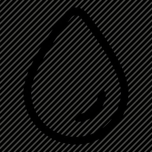 drop, droplet, liquid, oil, rain, water icon