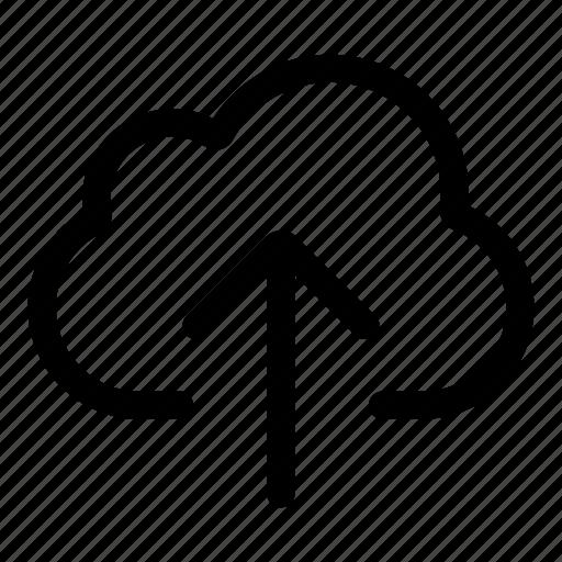 Cloud, server, storage, upload, cloudy, database icon - Download on Iconfinder