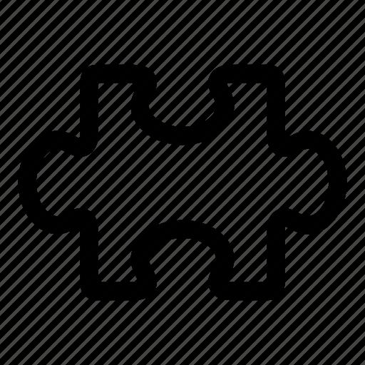 connector, piece, plug, plugin, puzzle, solution icon