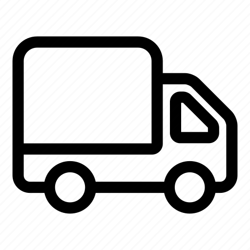 delivery, logistics, shipping, transportation, truck, vehicles icon