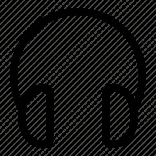ear, headphone, headphones, headset, music, sound, volume icon