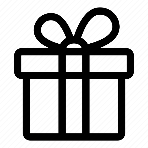 birthday, box, christmas, gift, party, present, xmas icon