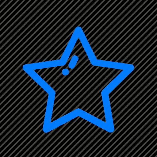 bookmark, favorites, like, rating icon