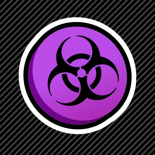 biohazard, powerups icon