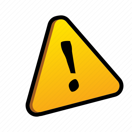 alert, danger, signs icon