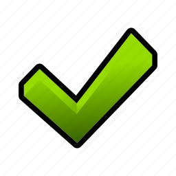 active, checkmark, on, toggle icon