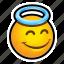 emoticon, good, smile icon