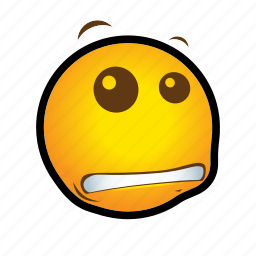emoticon, frustrate, happened, shit icon
