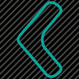 arrow, arrows, direction, left, previous, reload icon