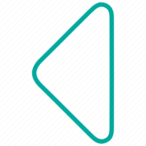 align, arrows, left, previous, undo icon