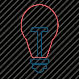 bulb, business, creativity, idea, lamp, light, marketing icon
