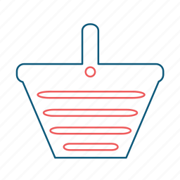 basket, buy, ecommerce, pay, payment, shop, shopping icon
