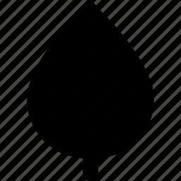 alt, leaf icon