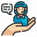 customer, service, support, operator, telemarketer