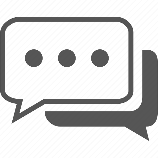 chat, chatting, chatty, comment, sms, talk, to chat icon