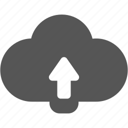 cloud, clouds, cloudy, publish, up, up cloud, upload icon
