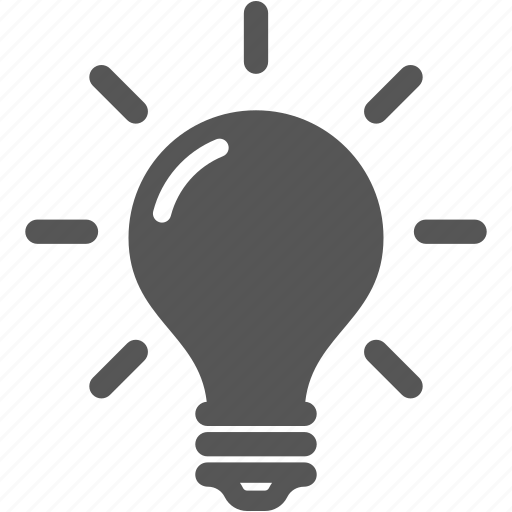 bulb, creativity, electric, flashbulb, idea, lamp, the ideas icon