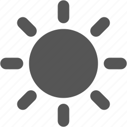 day, daystar, sun, sunlight, sunny, the sun, weather icon