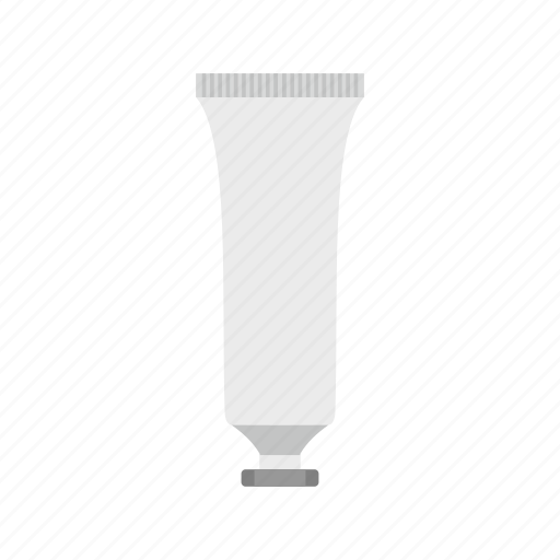 cosmetic tube, foam, liquid, perfume, plastic, shampoo, tube icon
