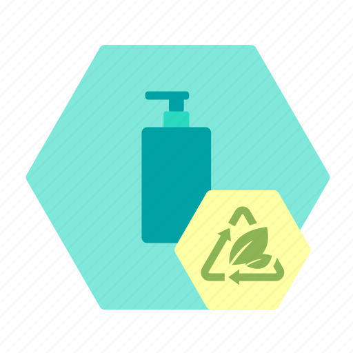 bioplast, clean, hand, packaging, soap, sustainable, wash icon