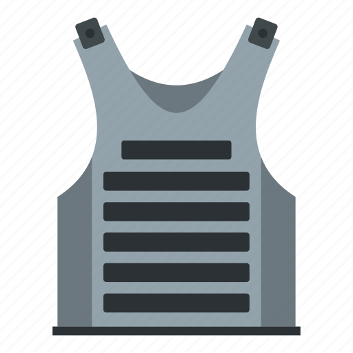 active, activity, ammunition, army, paintball, protection, vest icon