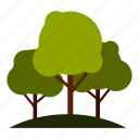 bush, foliage, forest, garden, natural, nature, tree icon