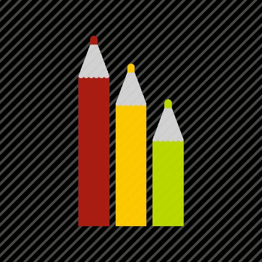 art, draw, drawing, education, paint, pencil, school icon
