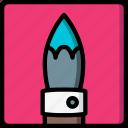 brush, drawing, illustration, paint, painting, tool