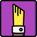 brush, caligraphy, drawing, illustration, painting, rough, tool icon