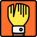 brush, drawing, fat, illustration, painting, rough, tool icon