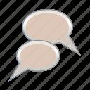 bubbles, paper, bubble, document, talk