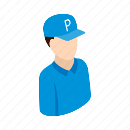 blog, cars, isometric, parking, security, stop, worker icon