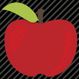 apple, breakfast, food, fruit, healthy, kitchen, sweet icon