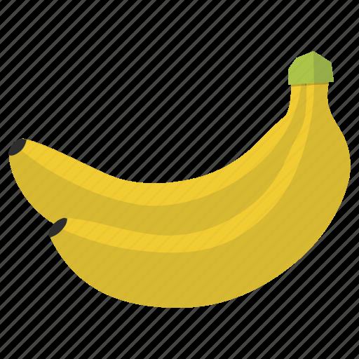 banana, bananas, food, fruit, healthcare, healthy, kitchen icon