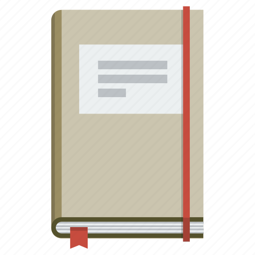 address, book, education, library, reading, school, study icon