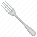 cutlery, eating, food, fork, kitchen, restaurant icon
