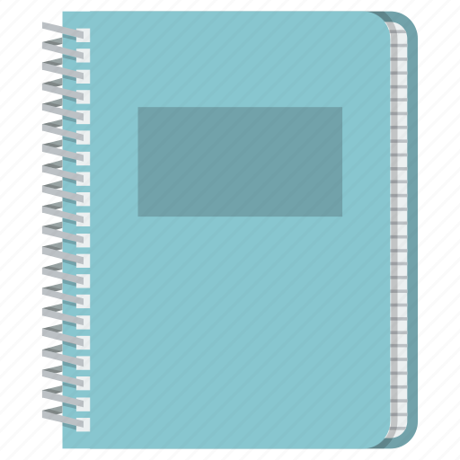 book, education, notebook, notepad, notes, school, sketchbook icon