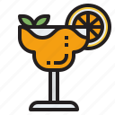 cocktail, drink, alcohol, juice, beverage