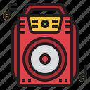 speaker, sound, audio, technology