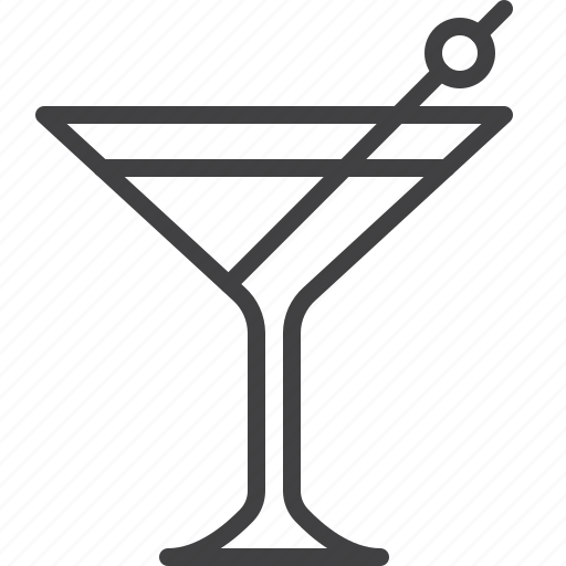 bar, cocktail, drink, glass icon