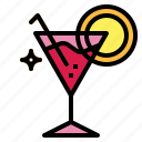 alcohol, beverage, cocktail, drinks icon