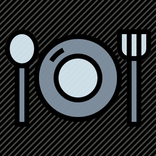 Dinner, dish, restaurant icon - Download on Iconfinder