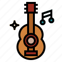 acoustic, acoustic guitar, guitar icon