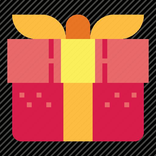 birthday, christmas, gift, surprise icon