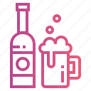 alcohol, alcoholic, beer, drink icon