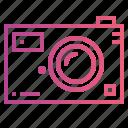 camera, photo camera, photography icon