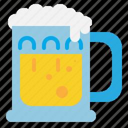 alcohol, beer, drink, mug icon