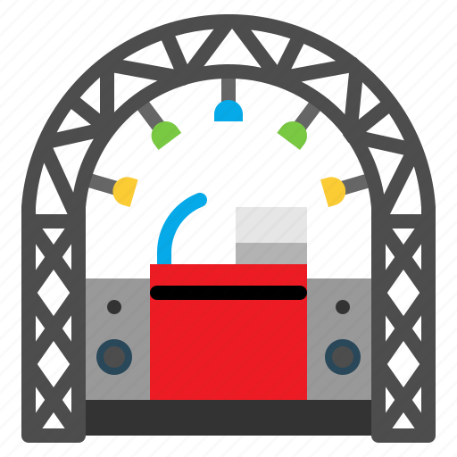 design, event, lights, party, show, stage, stand icon