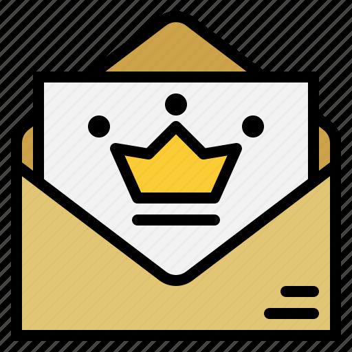 card, celebration, invitation, invite, mail, party icon